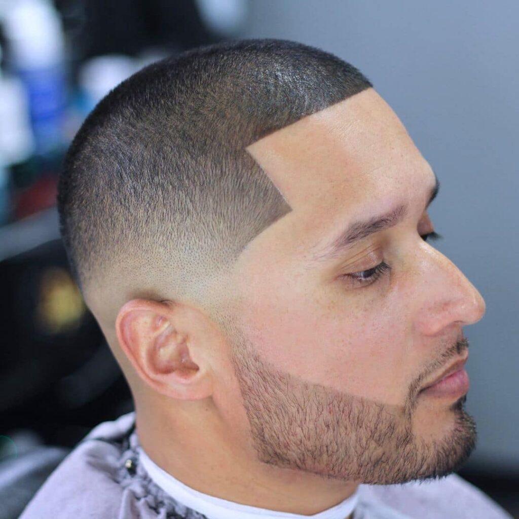 Beard Shape + Line Up