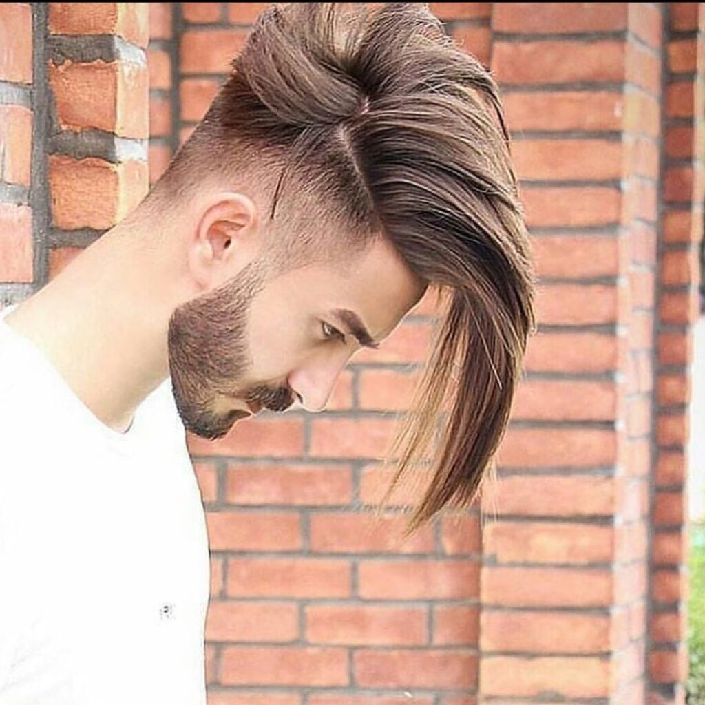 Undercut + Long Hair haircuts for men