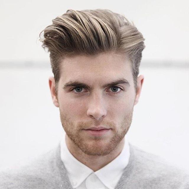 Modern Quiff Haircuts For Men