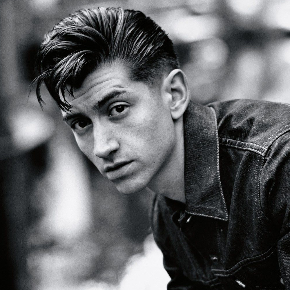 Rockabilly Quiff Haircuts For Men