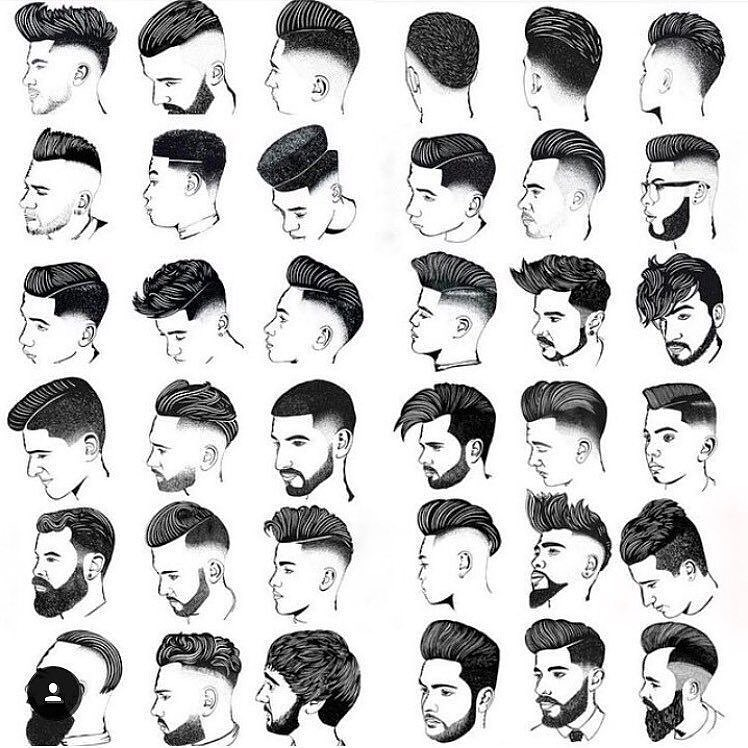 all haircuts
